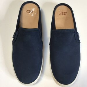 UGG Women's Gene Slip-On Mule Sneakers in Blue
